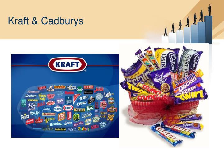 Kraft & Cadburys