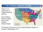 11 3 the federal reserve system