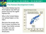 the human development index1