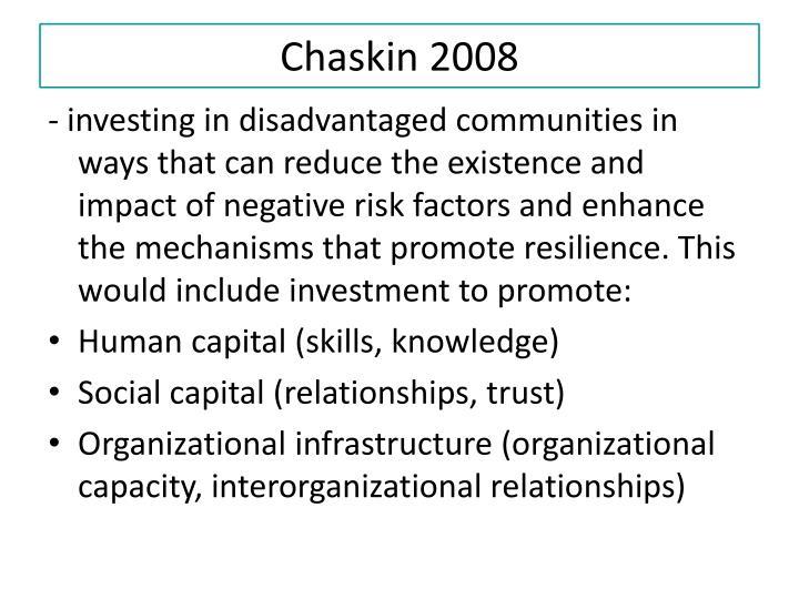 Chaskin