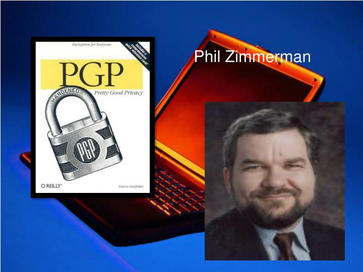 Phil Zimmerman