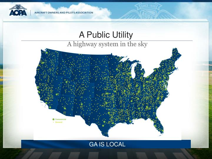 A Public Utility