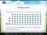 a robust fleet