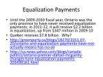 equalization payments3