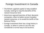 foreign investment in canada1