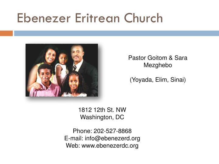 Ebenezer Eritrean