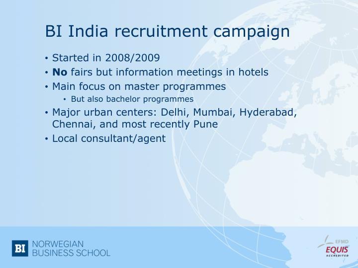 BI India