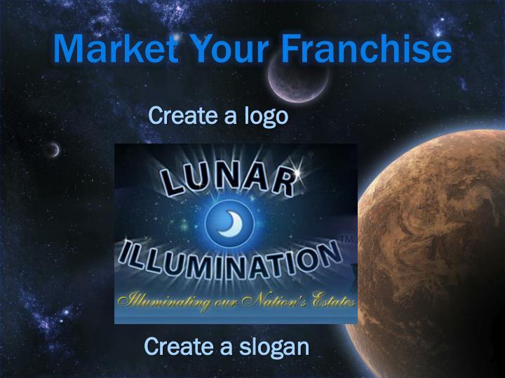 Market Your Franchise