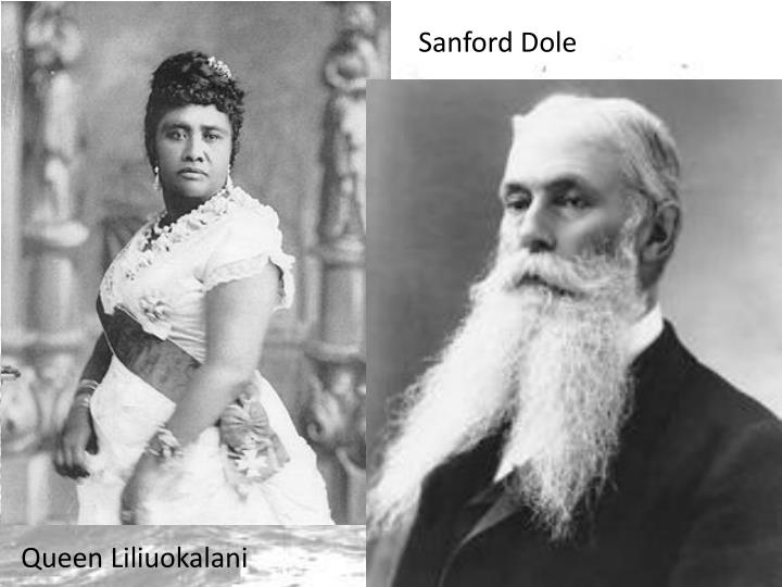 Sanford Dole