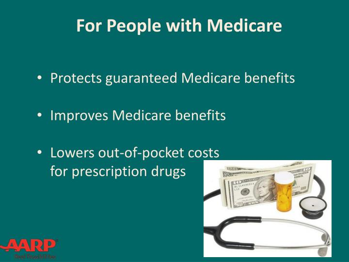 For People with Medicare