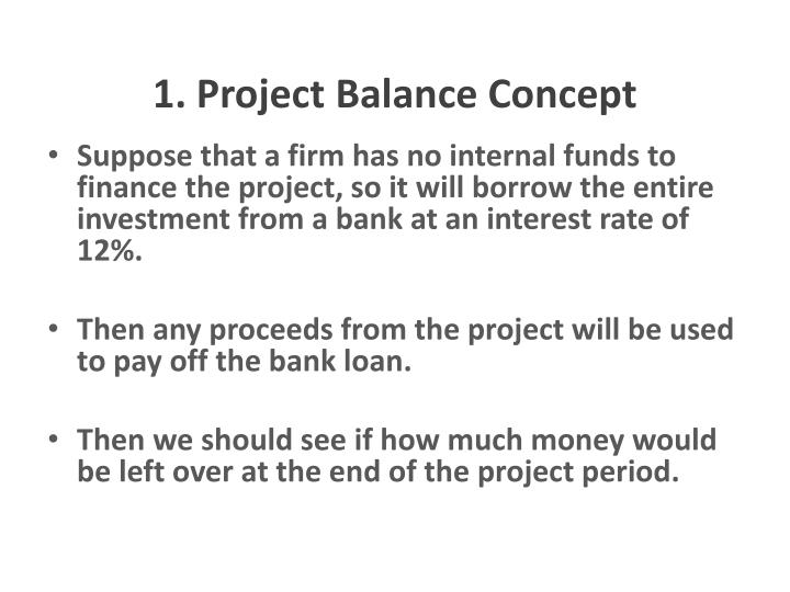 1. Project