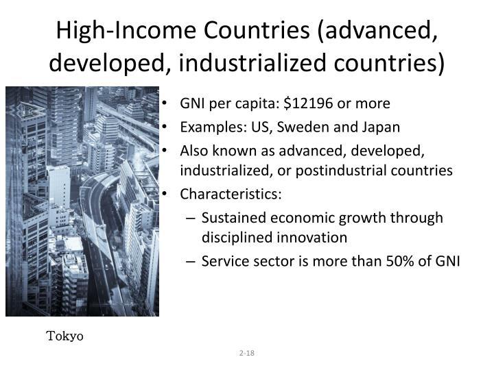 High-Income