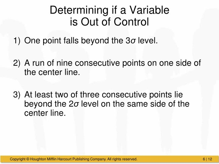 Determining if a Variable