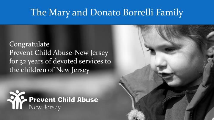 The Mary and Donato Borrelli Family