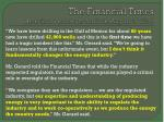 the financial times american petroleum institute august 31 2010