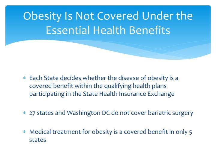 Obesity Is