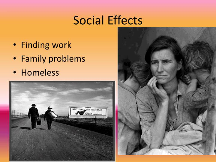 Social Effects