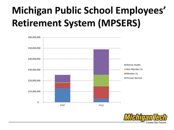 Michigan Public School Employees'
