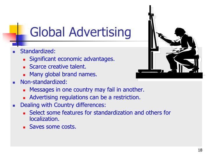 Global Advertising