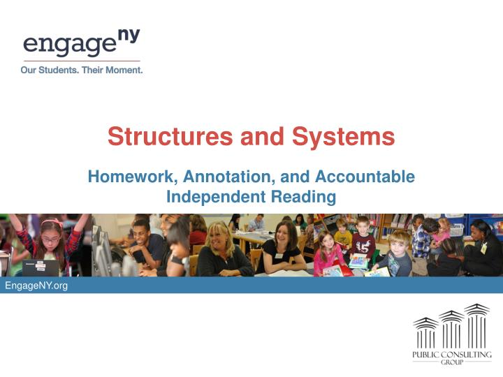 Structures and Systems