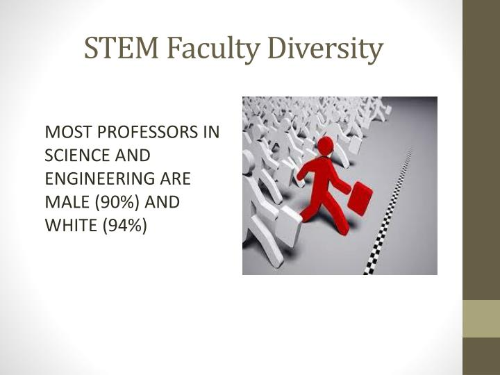 STEM Faculty Diversity