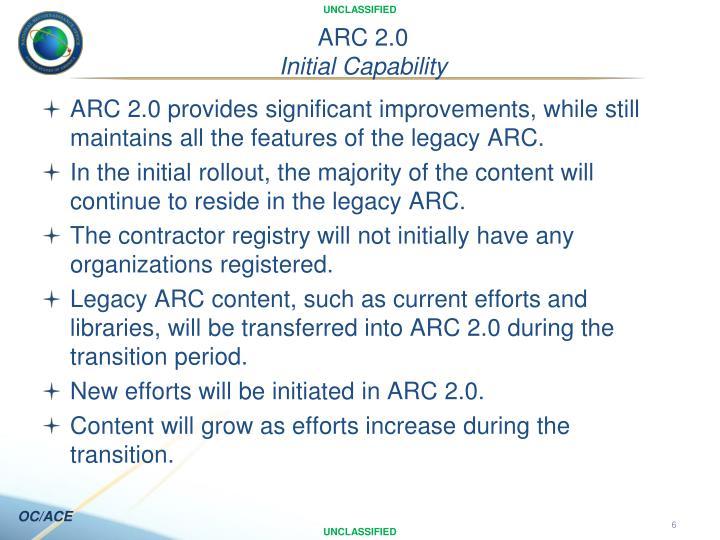 ARC 2.0