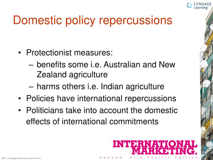 Protectionist measures:
