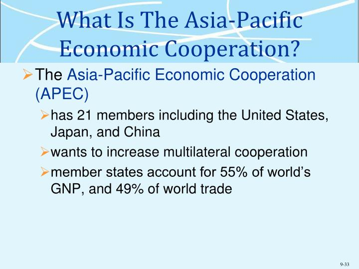 What Is The Asia-Pacific Economic Cooperation?