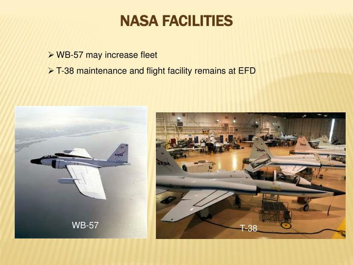 NASA FACILITIES