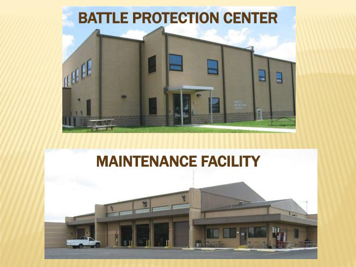BATTLE PROTECTION CENTER