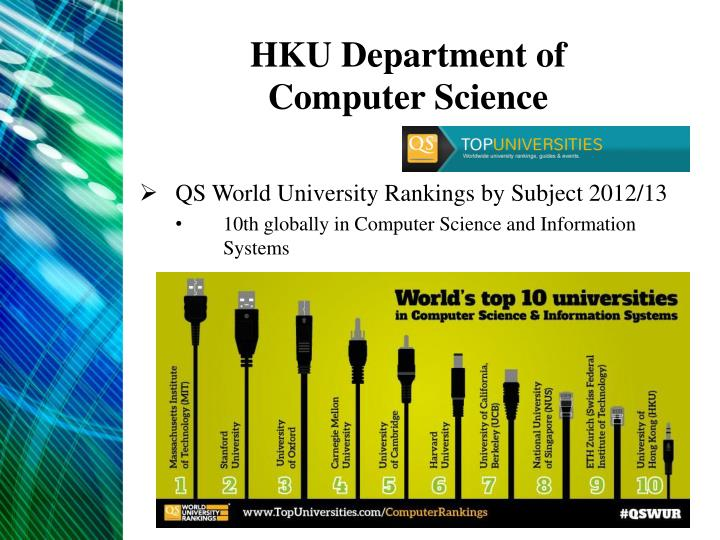 HKU Department of