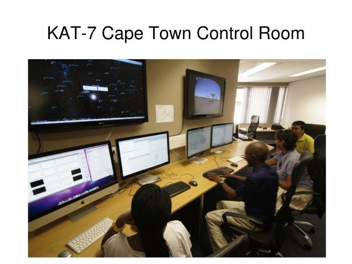 KAT-7 Cape Town Control