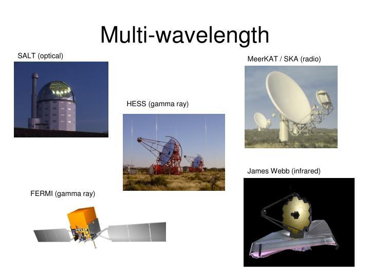 Multi-wavelength