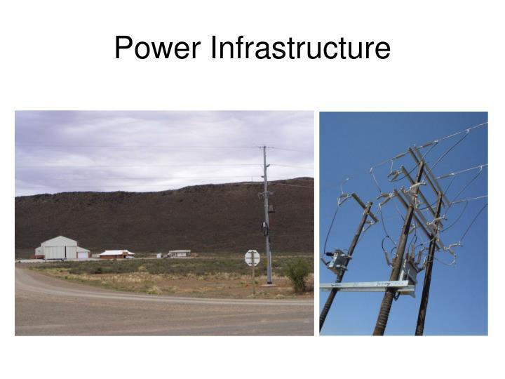 Power Infrastructure