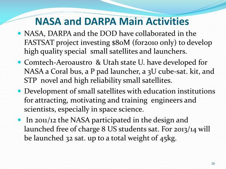 NASA and