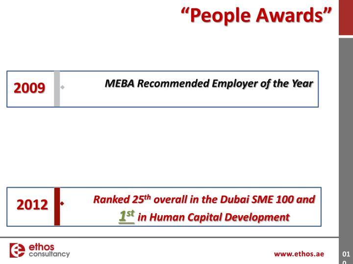 """People Awards"""