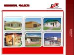 residential projects