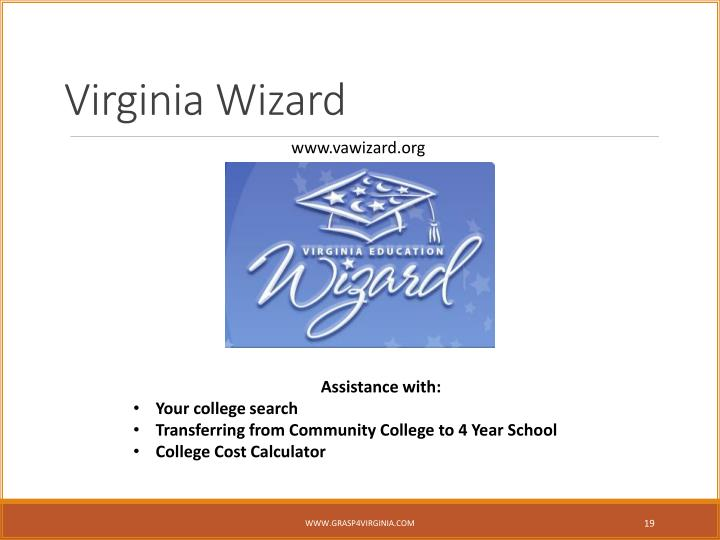 Virginia Wizard