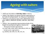 ageing with suitors