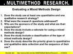 multimethod research4