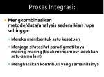 proses integrasi