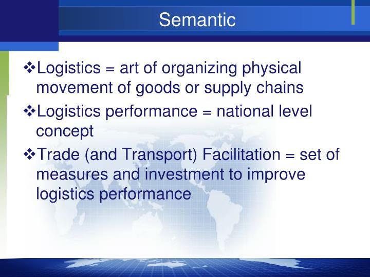 Semantic