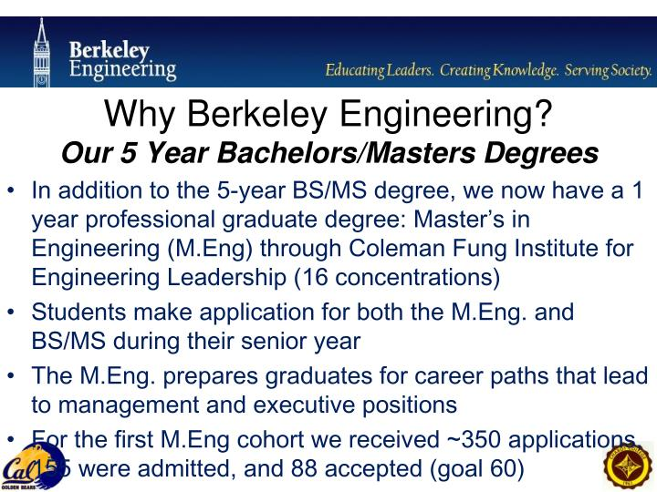 Why Berkeley Engineering?