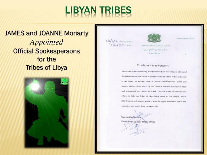 Libyan tribes