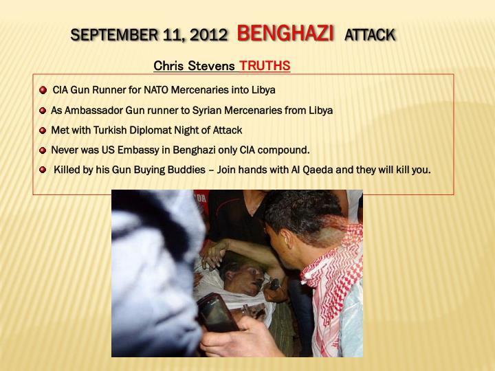 SEPTEMBER 11, 2012