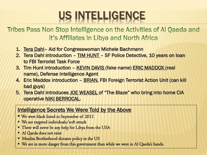US intelligence