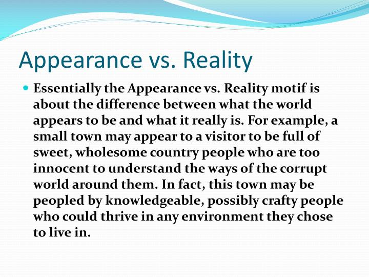 appearance versus reality in the crucible College application essay proofread why expository essay on technology painting essay the oxbow description in the classroom november 23, 2017 enjoy proficient essay writing and custom.