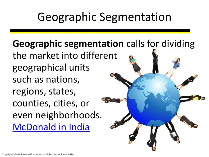 "a geographic description of a market Products to market, designating them by the name of the place  referring to  types of geographical features, such as ""bay"" or ""archipelago"" but we mean to."