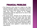 financial problems10