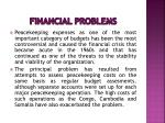 financial problems3